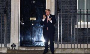 Premier britânico Boris Johnson e seu secretário de Saúde têm testes positivos para coronavírus (Crédito: Reprodução)