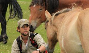 Conheça a história do brasileiro que atravessou a América a cavalo (Crédito: REPRODUÇÃO)