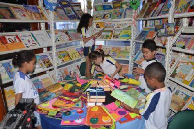 Bibliotecas Comunitárias de Cuiabá são ótimas opções de entretenimento