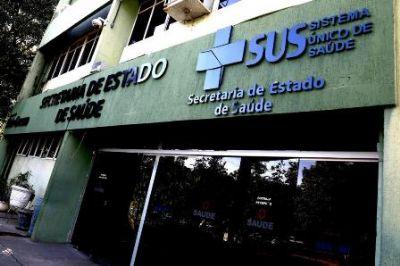 Secretaria de Saúde realiza pagamento de verbas destinadas a municípios e ao Samu