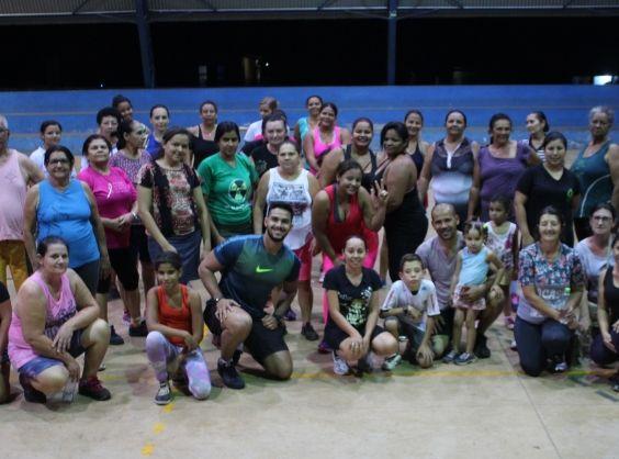 Projeto Medida Certa auxilia jaciarenses na busca de uma vida saudável