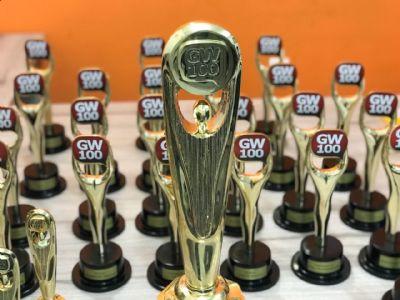 Três nomes são indicados como personalidades do ano no GW 100 Awards