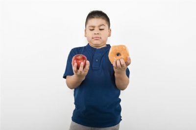 Governo orienta sobre riscos provocados pela obesidade infantil