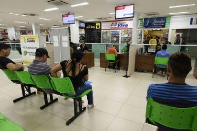 Mais de 250 vagas estão abertas no Sine Cuiabá; salários variam entre R$ 954 e R$ 1.842