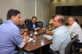 Emanuel Pinheiro garante recurso federal de 12 milhões à Santa Casa
