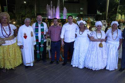 Celebração reforça a esperança por um mundo harmonioso entre os povos