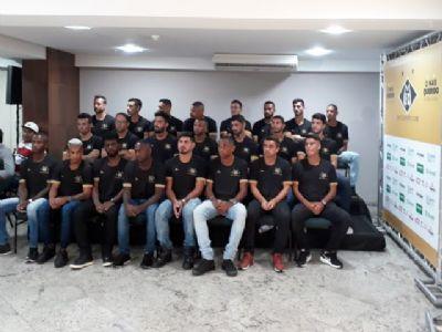 Rede de Hotéis Mato Grosso patrocina Mixto Esporte Clube