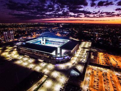 Arena Pantanal recebe jogo da Copa do Brasil nesta quarta-feira