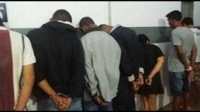 Ladrão usa uniforme para roubar Subway e é preso em VG