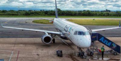 Cuiabá terá dez voos extras para sete cidades na Semana Santa