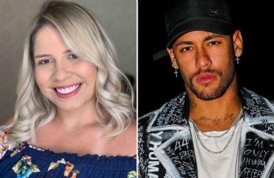 Após troca de likes, Marília Mendonça convida Neymar para shows na Europa