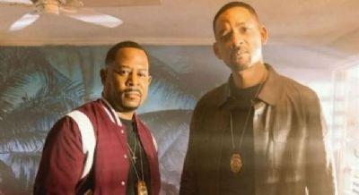 Will Smith e Martin Lawrence voltam com tudo em 'Bad Boys 3'