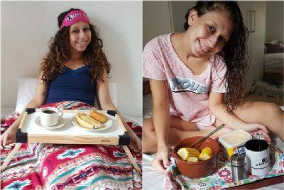 Lifestyle de pobre: blogueira de baixa renda faz sucesso na internet