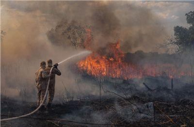 Brigada Voluntária de Combate a Incêndios na Zona Rural será implementada em Chapada
