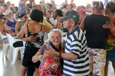 Cras Getúlio Vargas inicia atividades do ano com grupos de idosos