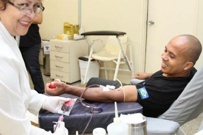MT Hemocentro promove atividades para fomentar doação de medula óssea