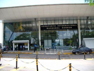 Leilão de quatro aeroportos é confirmado para março com previsão de R$ 771 mi em investimentos