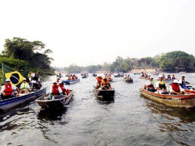 Justiça defere pedido do MP e suspende realização de festival de pesca esportiva