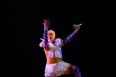 Espetáculo infantil inspirado no cotidiano dos pássaros é exibido no Zulmira Canavarros