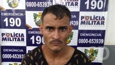 Suspeito de furtos de motos em VG é preso com maconha