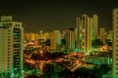 Fotógrafo apresenta 'Cuiabá à noite' em sua primeira exposição