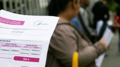 Menos da metade dos inscritos em MT consultam local do Enem