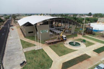 Com investimento de R$ 1.2 mi, Mercado do Produtor será inaugurado neste sábado