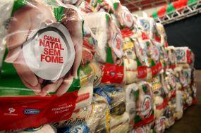 Campanha Natal Sem Fome abre doações com novo formato