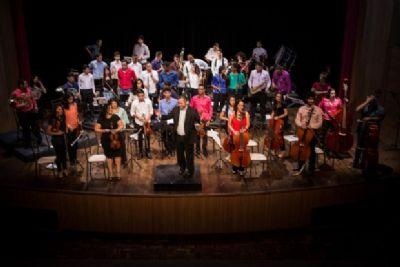 Orquestra Ciranda Mundo celebra tricentenário de Cuiabá