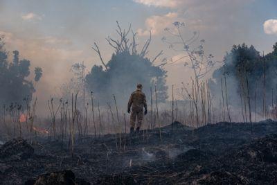 Governo de Mato Grosso decreta situação de emergência devido à estiagem e queimadas