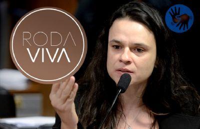 Roda Viva recebe Janaina Paschoal nesta segunda-feira (4/11)