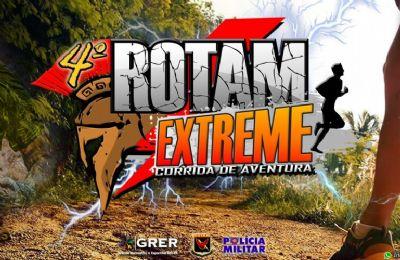 Inscrições para a 4ª Rotam Extreme estão sendo feitas em pontos presenciais itinerantes