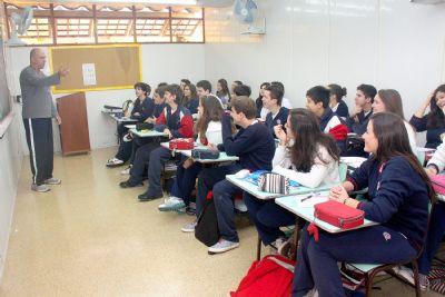 Com carga horária 25% maior, aluno será protagonista na escolha da formação
