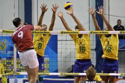 Cuiabá receberá jogos da Liga das Nações de Vôlei