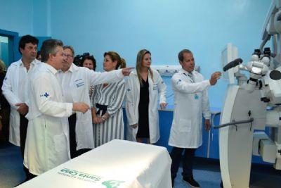 Hospital atenderá 100% SUS e será referência em alta complexidade, diz secretário