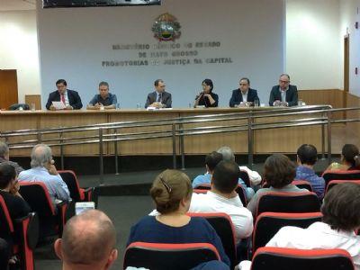 Audiência Pública debate abandono dos casarões do centro histórico de Cuiabá