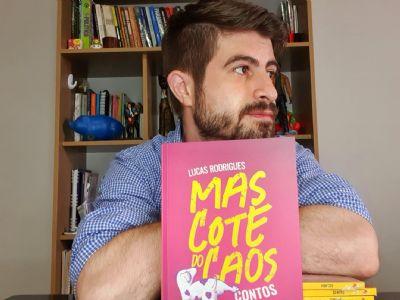 Jornalista de MT lança 2° livro de contos em Cuiabá no sábado; 50% do valor vai para a causa animal