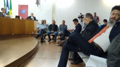 Zaqueu é condenado a oito anos, três coronéis são absolvidos e cabo Gerson recebe perdão