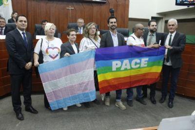 Entidades LGBTI+ participam de sessão na Câmara de Cuiabá em defesa de uso do nome social