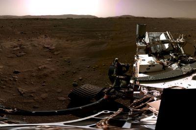 Nasa divulga os primeiros sons da superfície de Marte; ouça