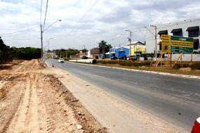 Prefeitura de Cuiabá avança em obras de viaduto na Avenida das Torres