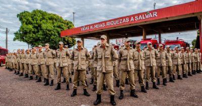 Comando Geral celebra aniversário do Corpo de Bombeiros Militar