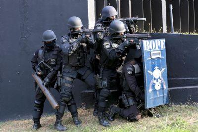 Comando Geral abre processo seletivo para formação de novos policiais de operações especiais
