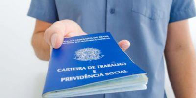 Sine Municipal oferece 240 vagas com salário de até R$ 3,8 mil