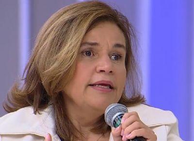 Claudia Rodrigues esta internada em CTI no Rio