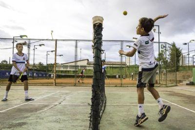 Copa Dorceu Dreon de Tênis começará nesta quarta-feira