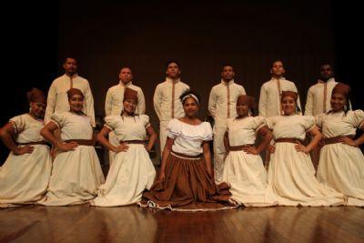 Cultura negra é tema de show que será apresentado por grupo de siriri em Cuiabá