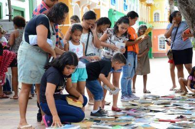 Dia Nacional do Livro é comemorado com atividades de incentivo à leitura em Cuiabá