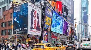 Broadway adia reabertura de teatros para setembro