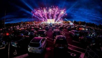 Várzea Grande amplia capacidade de eventos e autoriza até 500 pessoas em drive-in